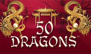 50 dragons online pokies by Aristocrat