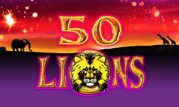 50 Lions Online Pokies