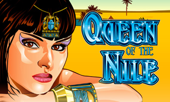 Queen of the Nile Online Pokies