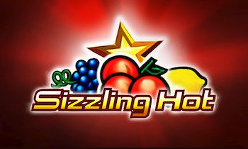 sizling hot online pokies game