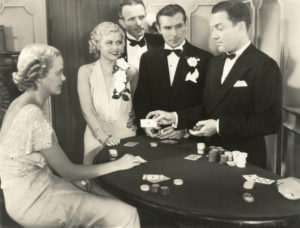 men vs women gambling